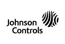 Johnson Controls Logo (black lettering)