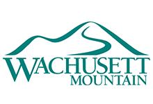 Wachusett Mountain Logo (green lettering)